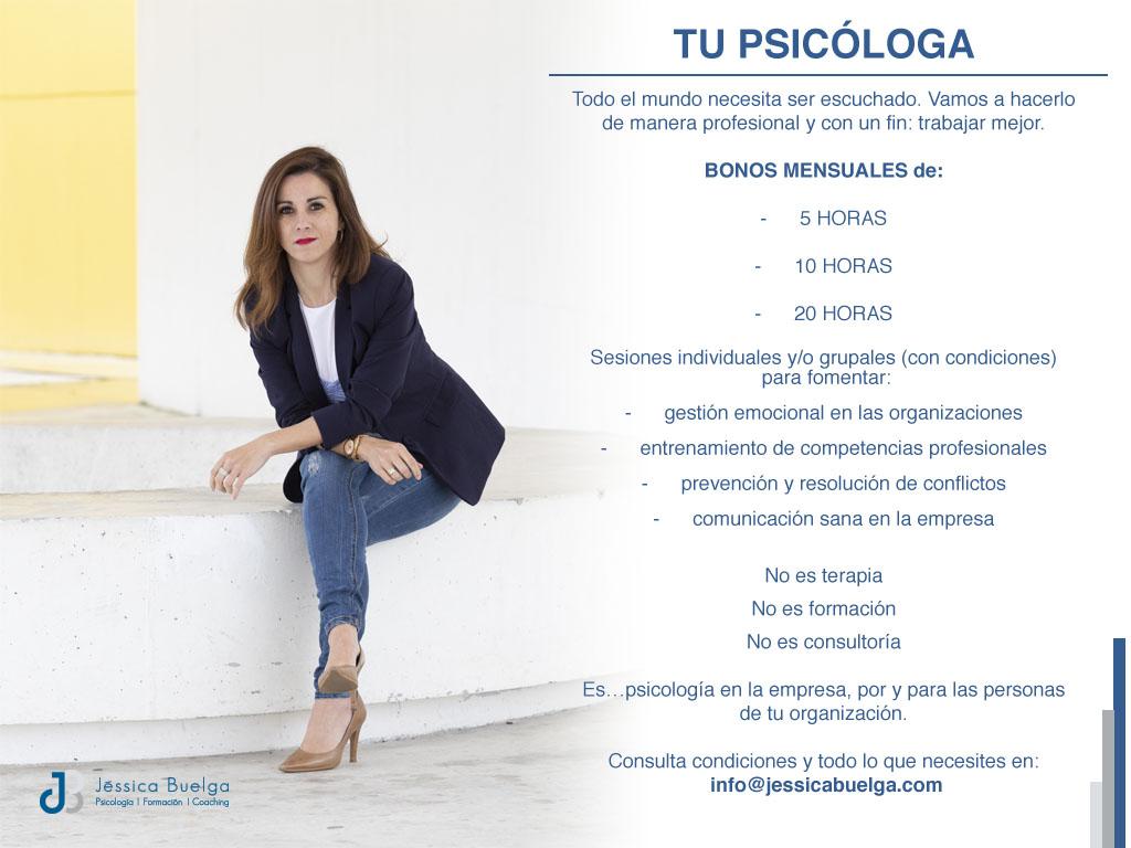 20c6a6f7c Inteligencia Emocional archivos - Jéssica Buelga